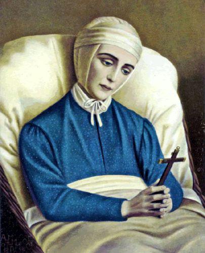 Anne Catherine Emmerich (08/09/1774 - 09/02/1824)