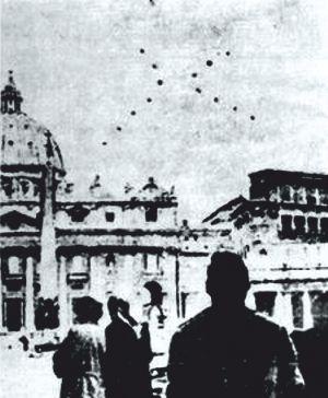 Ρώμη, Νοέμβριος 1954