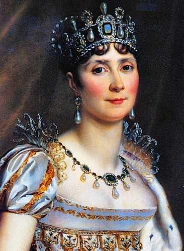 Josephine de Beauharnais (23/06/1763 - 29/05/1814)