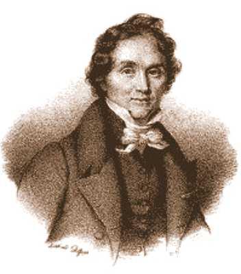 Casimir Delavigne (04/04/1793 - 11/12/1843)