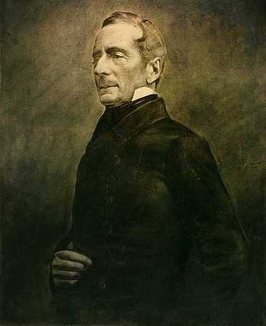 Alphonse de Lamartine (21/10/1790 - 28/02/1869)