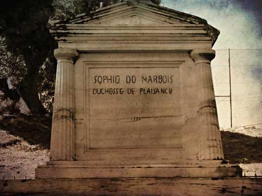 Ο τάφος της Δούκισσας της Πλακεντίας