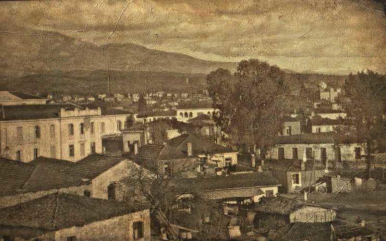 Το πόλτεργκαϊστ του Αγρινίου, το 1938...