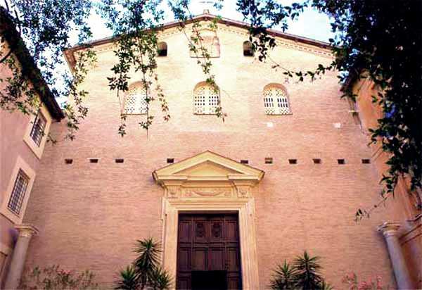 Η εκκλησία του Αγίου Πρασσέντε στη Ρώμη