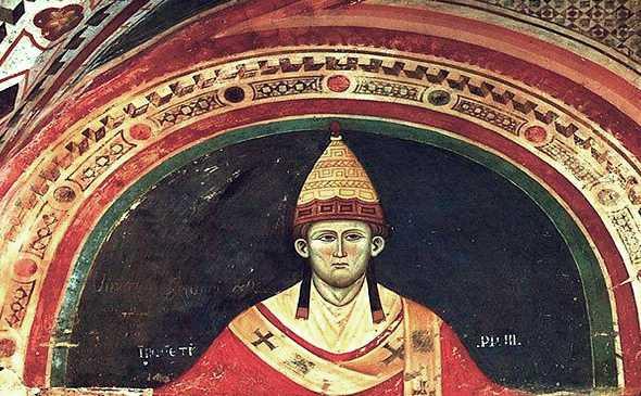 Πάπας Ιννοκέντιος Γ΄ (22/02/1161 - 16/07/1216)