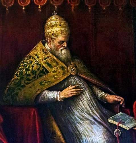 Πάπας Ονώριος Γ΄ (1150 - 1227)
