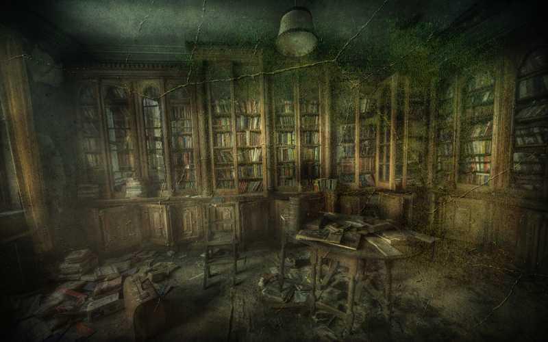 Φαντάσματα και στοιχειωμένοι τόποι, που προκαλούν ανατριχίλα…