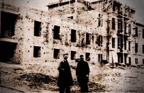 Χρήστος Αντωνίου (αριστερά) - Αθανάσιος Αθανασίου (δεξιά)