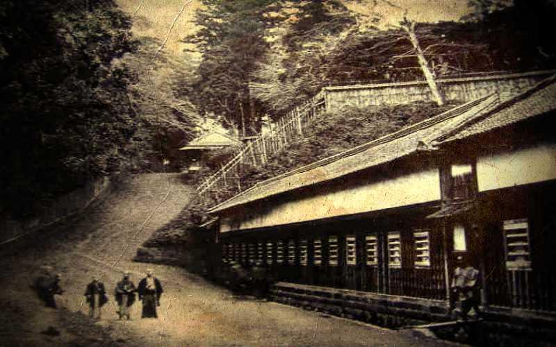 Το στοιχειωμένο Μέγαρο του Τόκιο...