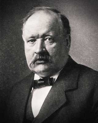 Svante August Arrhenius (19/02/1859 - 02/10/1927)
