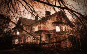 Το στοιχειωμένο πανδοχείο...
