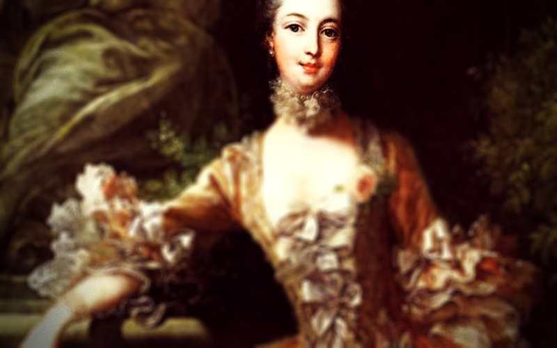 Το παράξενο μενταγιόν της περίφημης Madame de Pompadour…