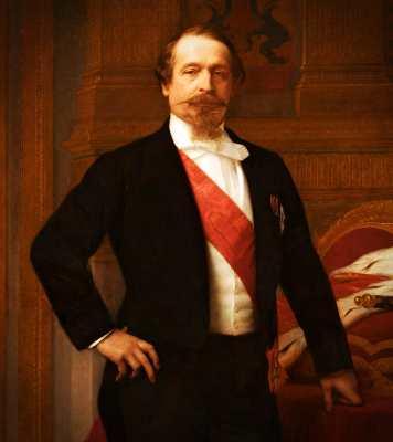 Κάρολος Λουδοβίκος Ναπολέων Βοναπάρτης, Ναπολέων Γ΄ (20/04/1808 - 09/01/1873)