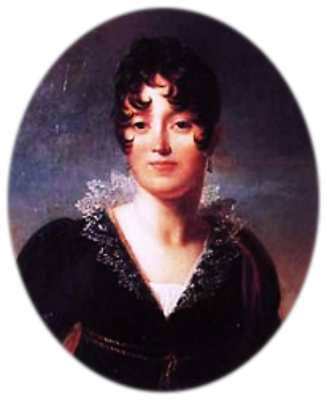Eugenie Desiree Clary (08/11/1777 - 17/12/1860)
