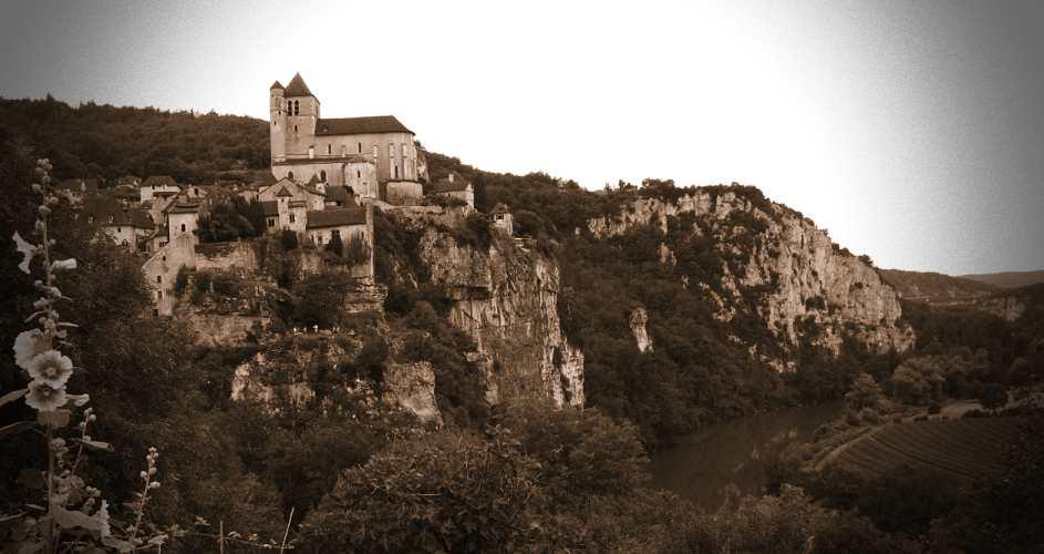 Saint-Cirq-Lalopie, Γαλλία