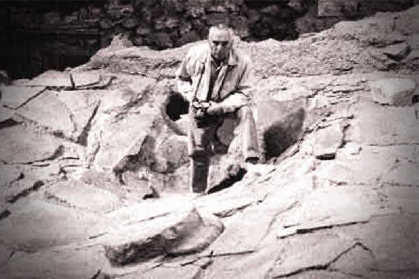 Σπυρίδων Μαρινάτος (04/11/1901 - 01/10/1974)