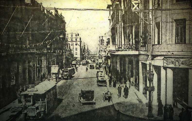 Το πόλτεργκαϊστ του Καλαμακίου, το 1937…