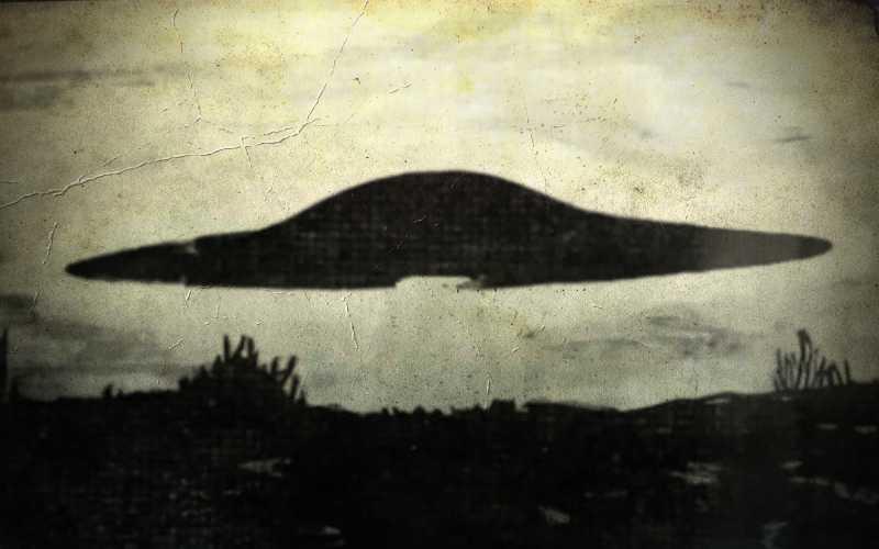 Άγνωστης Ταυτότητας Ιπτάμενο Αντικείμενο πάνω από το Τορίνο, το 1950…