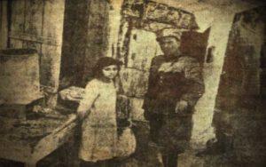 Το πόλτεργκαϊστ της Αγίας Βαρβάρας, το 1935…