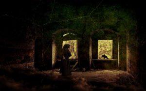 Πνεύματα που αποτυπώθηκαν σε φωτογραφίες...