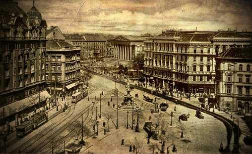 Βουδαπέστη, 1896