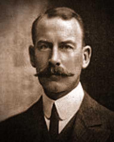 Percy Fawcett (18/08/1867 - άγνωστη ημερομηνία θανάτου)