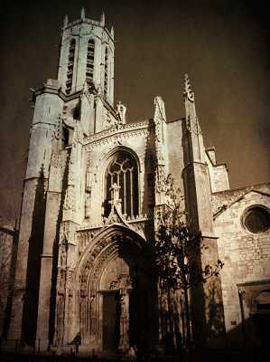 Το μοναστήρι του Aix