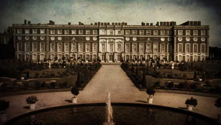 Τα Ανάκτορα του Hampton Court
