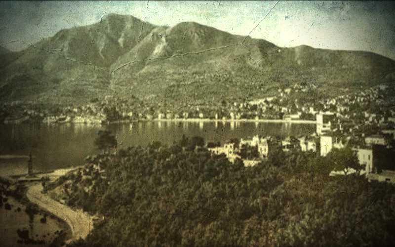 """Α.Τ.Ι.Α. σχήματος """"τηγανιού"""" στη Λέσβο, το 1954..."""