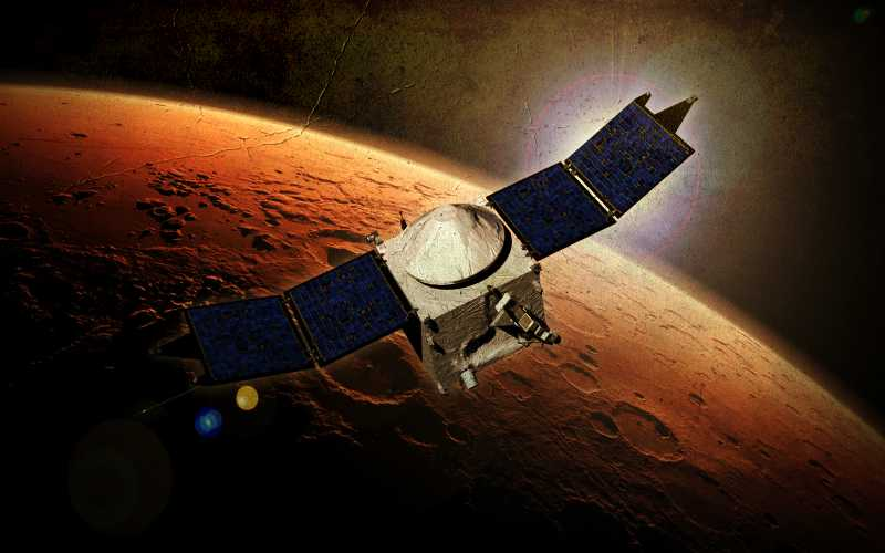 Ανακάλυψη παγωμένου νερού στον Άρη, το 1972...