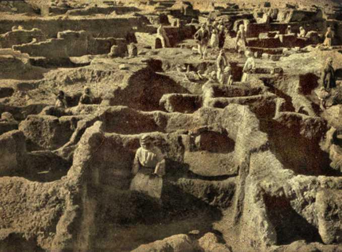 Οι ανασκαφές στην Tepe Gawra, αρχές δεκαετίας 1930