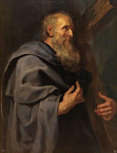 """""""Ο Απόστολος Φίλιππος"""", πίνακας του Peter Paul Rubens (1611)"""