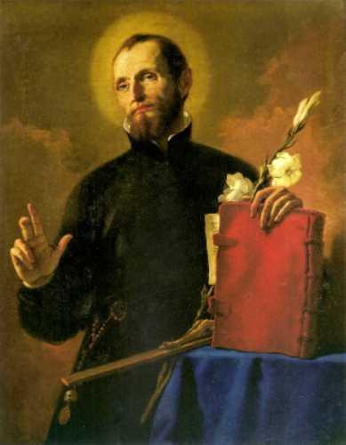 Ο Άγιος Gaetano Thiene