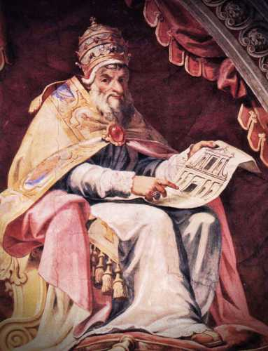 Πάπας Σίξτος Ε' (13/12/1521 - 27/08/1590)