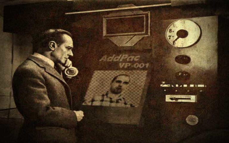 Πειράματα βιντεοκλήσης, το 1936...