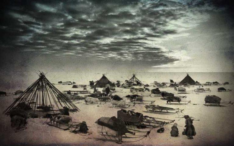 """Ο άγνωστος """"Λαός του Δάσους"""" της δυτικής Σιβηρίας..."""