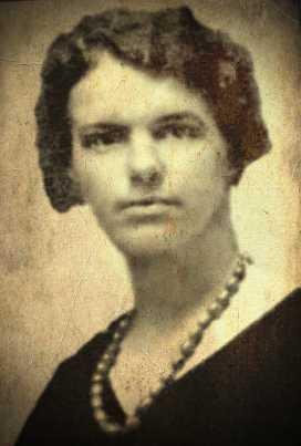 Raisa Pavlovna Mitusova (22/03/1894 – 07/12/1937)