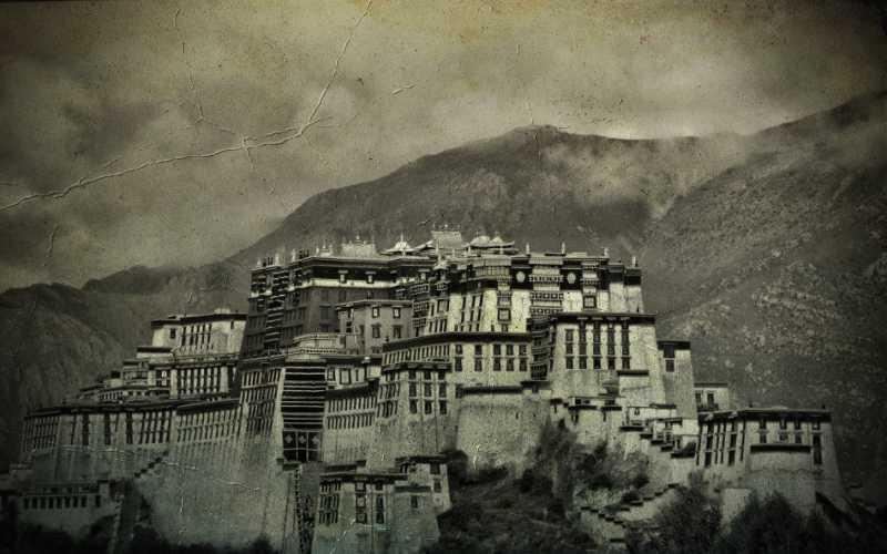 Τα θαύματα των Θιβετιανών μοναχών...