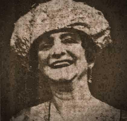 Λαίδη Zoe Caillard