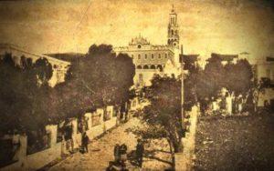 Η ιστορία της θαυματουργής εικόνας της Παναγίας, στην Τήνο…