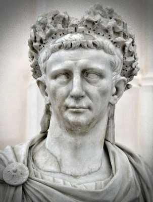 Κλαύδιος (10 π.Χ. - 54 μ.Χ.)