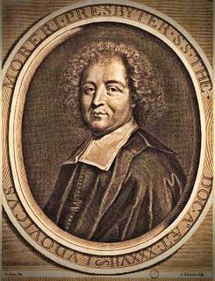 Ο Γάλλος χρονογράφος Louis Moreri (1643 - 1680)