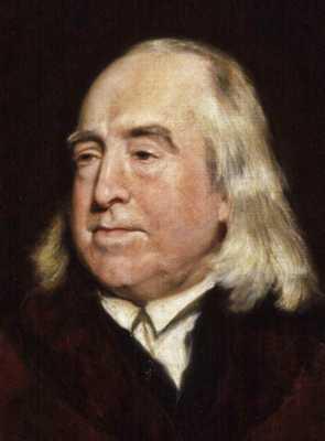 Jeremy Bentham (15/02/1748 - 06/06/1832)
