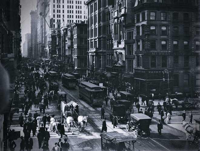 Νέα Υόρκη, 1914
