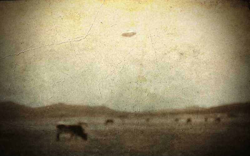 Ιπτάμενος δίσκος στην Αργεντινή, το 1979...