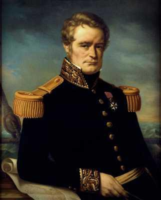 Jules Dumont d'Urville (23/05/1790 - 08/05/1842)