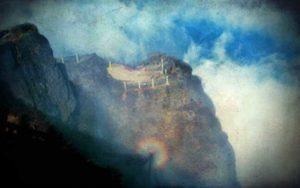 Το μυστηριώδες φωτοστέφανο του Βούδδα…