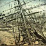 """Το εμβληματικό πλοίο-φάντασμα με το θρυλικό όνομα """"Ιπτάμενος Ολλανδός""""..."""