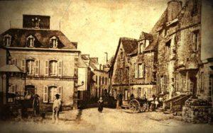 Το στοίχειωμα του μεσαιωνικού χωριού της Βρετάνης στη Γαλλία, το 1925…