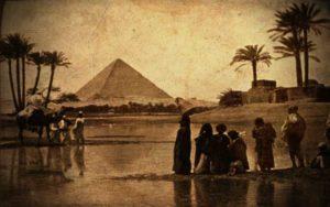 Τα μυστήρια της Μεγάλης Πυραμίδας του Χέοπα...